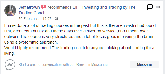 Learn to trade forex from an Australian Trading Coach