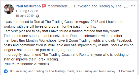 Learn to trade forex Australian Trading Coach